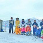 雪山散歩2019